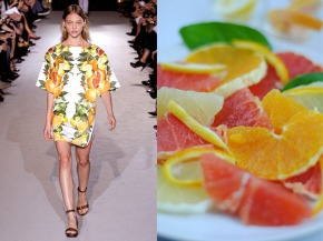 Fashion & Food : Best or worst combination?