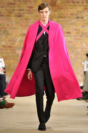 E Tautz – London Fashion Week SS13