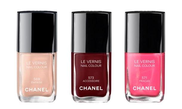 chanel+nail