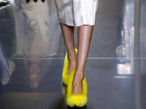 Céline's Mink Shoes: Disaster on your feet?