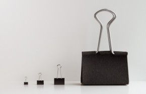 Paper Clip Bag – One great and unusual bag