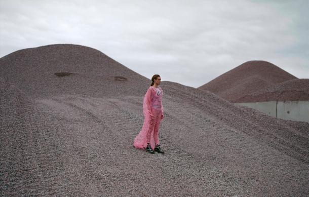 Camo-net-pink-dress
