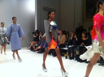 London Fashion Week, Swedish School of Textiles