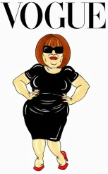 Anna Wintour Fat, Anna Wintour Overweight, Anna Wintour