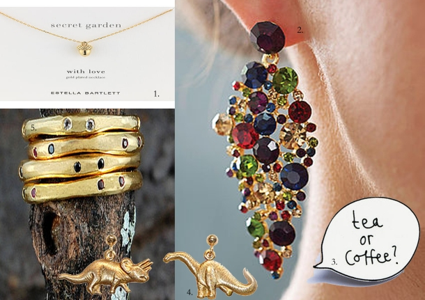 Last minute christmas, gifts, jewellry