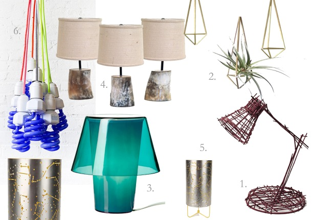 lamps, lamp trends
